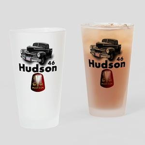 Hudson2 Drinking Glass