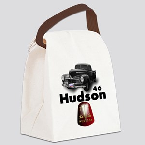 Hudson2 Canvas Lunch Bag