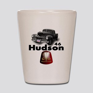 Hudson2 Shot Glass