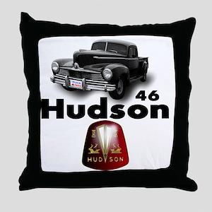 Hudson2 Throw Pillow