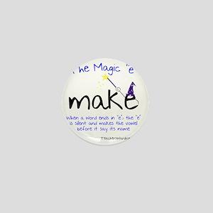 The Magic E Mini Button