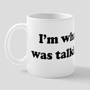 2-Willis Mug