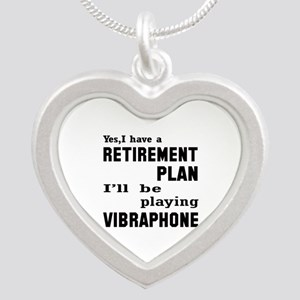 Yes, I have a Retirement pla Silver Heart Necklace
