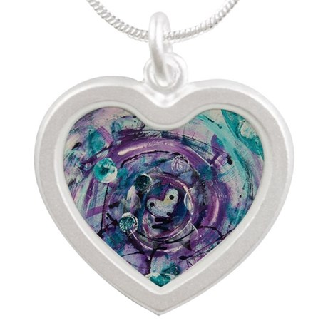 Heart Silver Heart Necklace