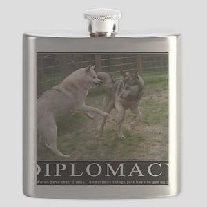 Diplomacy Flask