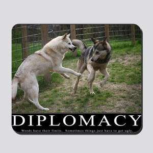 Diplomacy Mousepad