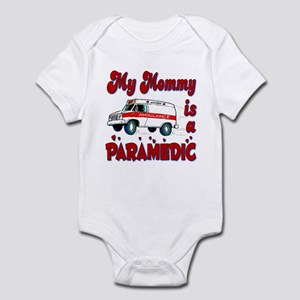 My Mommy is a Paramedic Infant Bodysuit