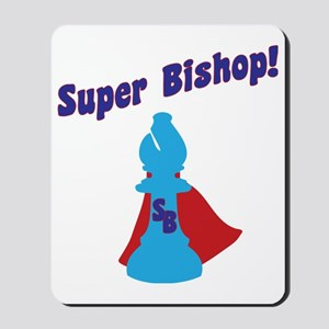 SuperBishop Mousepad