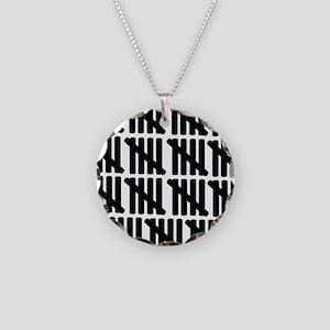line_seventyfive Necklace Circle Charm