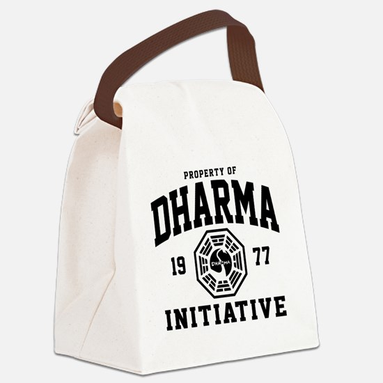77 Canvas Lunch Bag