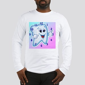 ThumbsUpClock3 Long Sleeve T-Shirt