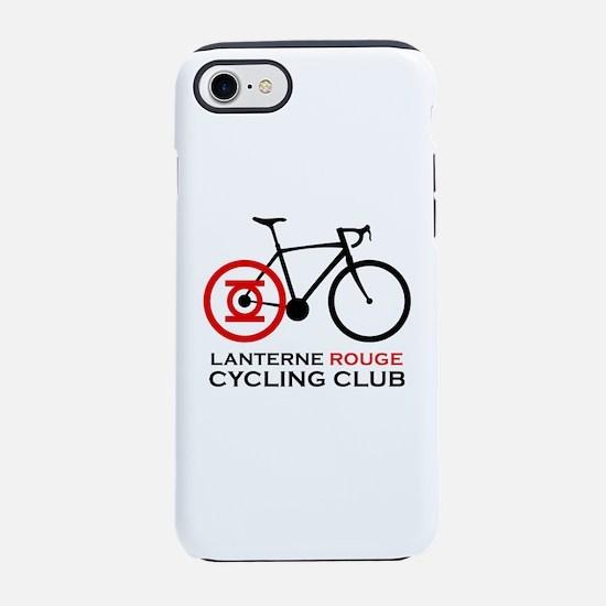 Lanterne Rouge Cycling Club iPhone 7 Tough Case
