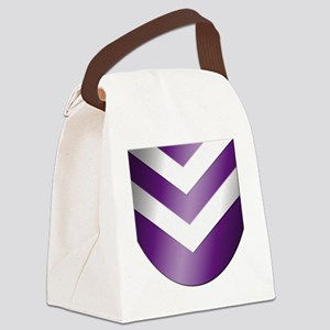 Nep-Transparent-Crest-Only Canvas Lunch Bag