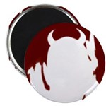 """Devil 2.25"""" Magnet (100 pack)"""