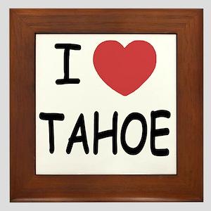 TAHOE Framed Tile