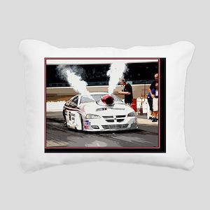 2-NMCA1-march Rectangular Canvas Pillow