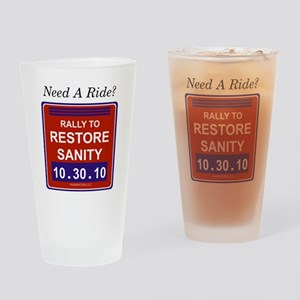 needaride Drinking Glass