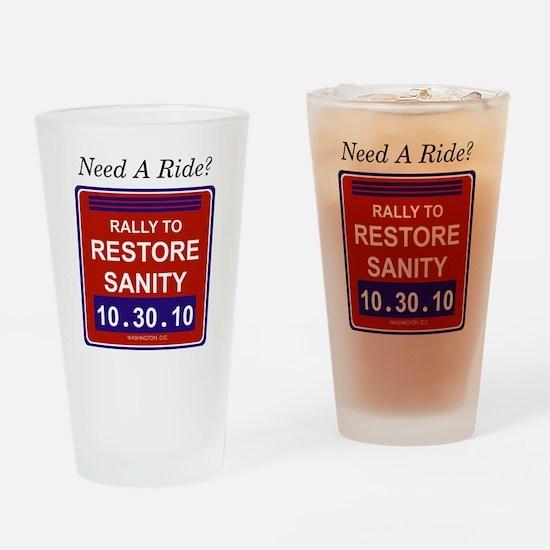 needaride Drinking Glass