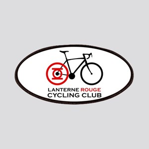 Lanterne Rouge Cycling Club Patch