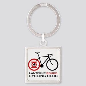 Lanterne Rouge Cycling Club Keychains