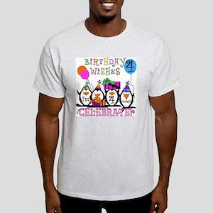 PENGUINBDAY4 Light T-Shirt