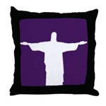 Jesus Throw Pillow