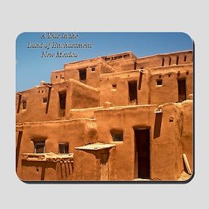 Taos11cover Mousepad