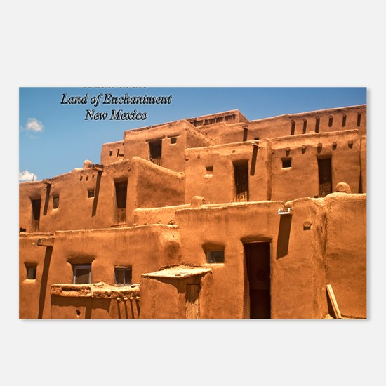 Taos11cover Postcards (Package of 8)