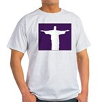 Jesus Ash Grey T-Shirt