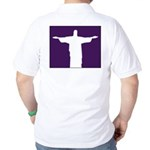 Jesus Golf Shirt