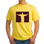 Jesus Yellow T-Shirt