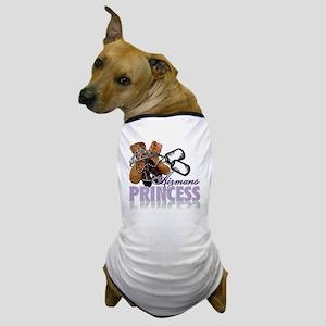 Airmans Princess Dog T-Shirt