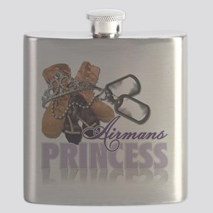Airmans Princess Flask