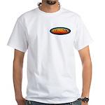 Bismillah T-shirt, white
