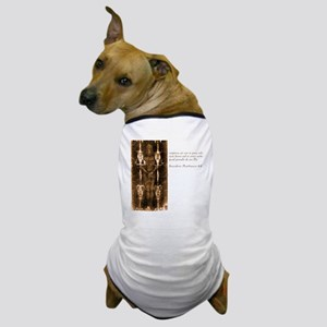 Matthew 4-4 - Latin Dog T-Shirt