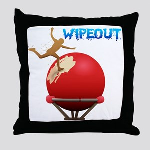 2-BigBall Throw Pillow