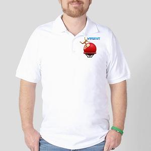 2-BigBall Golf Shirt