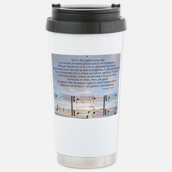 Grace Note l4x10 copy Stainless Steel Travel Mug