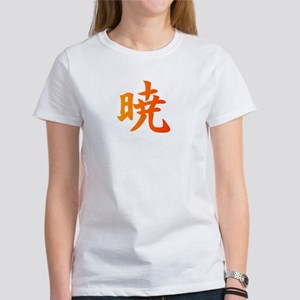 Kanji Akatsuki Women's T-Shirt