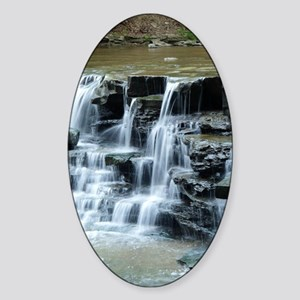 The Falls Sticker (Oval)
