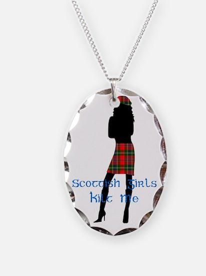 ScottishGirls Necklace