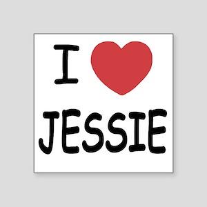 """JESSIE Square Sticker 3"""" x 3"""""""