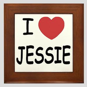 JESSIE Framed Tile
