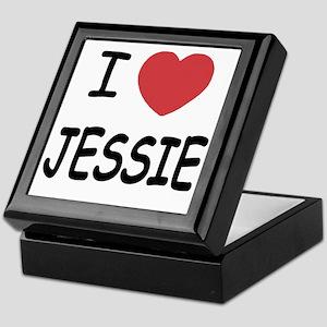 JESSIE Keepsake Box