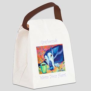 Nasa transparent PSP9 Canvas Lunch Bag
