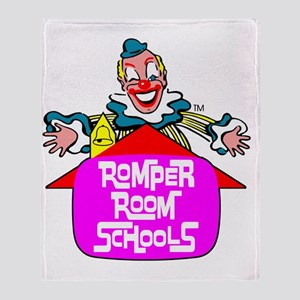 combined-rr-schools Throw Blanket
