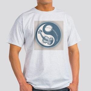 violyin-twang-blu-CRD Light T-Shirt