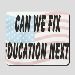 FIX EDUCATION Mousepad