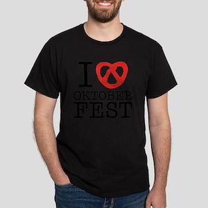 ILoveOktoberFest3 Dark T-Shirt