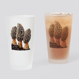 paintedmorels Drinking Glass